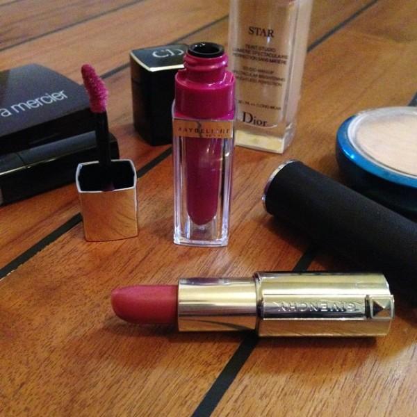 Color elixir et Le rouge Givenchy duo automne 2014