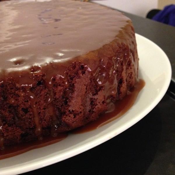 moelleux chocolat caramel 2