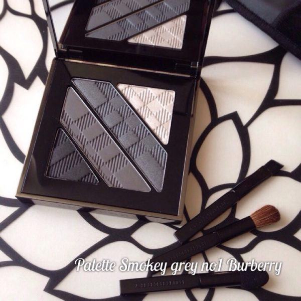 palette yeux burberry 01 smokey grey